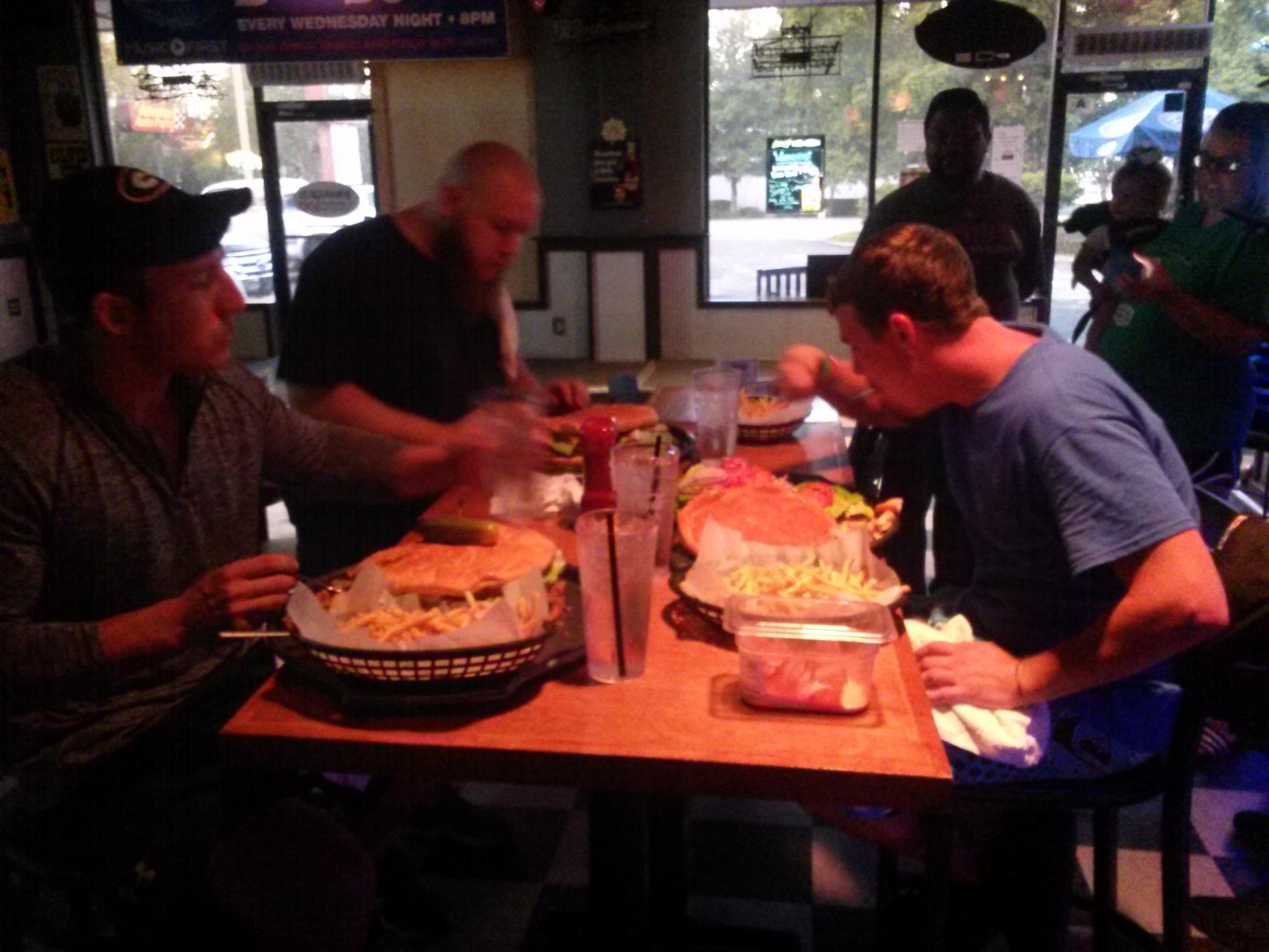 Joey-Logan-Russ Burger Challenge (2)